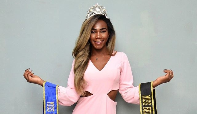 Eloá Rodrigues: travesti, preta e ativista vence o Miss Beleza Trans (Foto: Reprodução)