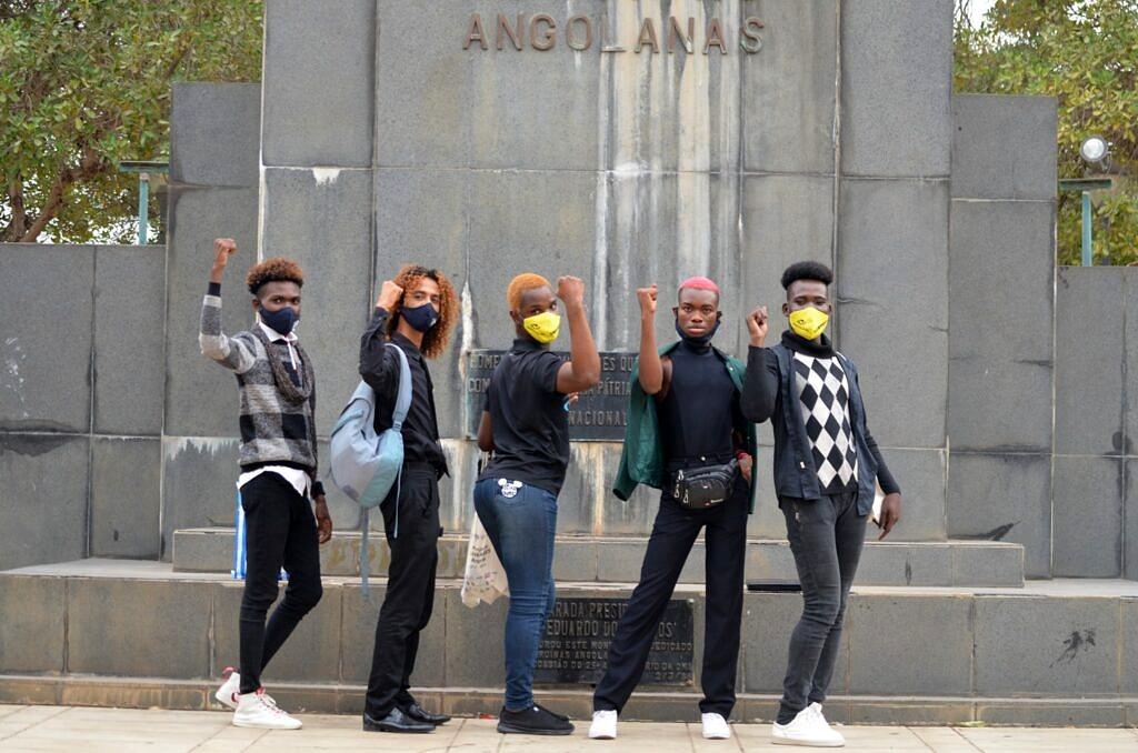 Em junho de 2018, a Associação Íris Angola se tornou o primeiro grupo LGBTI+ reconhecido oficialmente pelo governo do País (Foto: Arquivo Pessoal)
