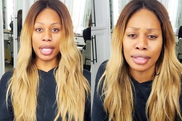Laverne Cox conta ataque transfóbico e se emociona: 'Essa é minha vida' (Foto: Reprodução)