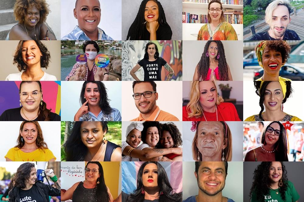 Eleições 2020: Brasil bate recorde histórico com 71 LGBTIs eleitos (Foto: Reprodução)