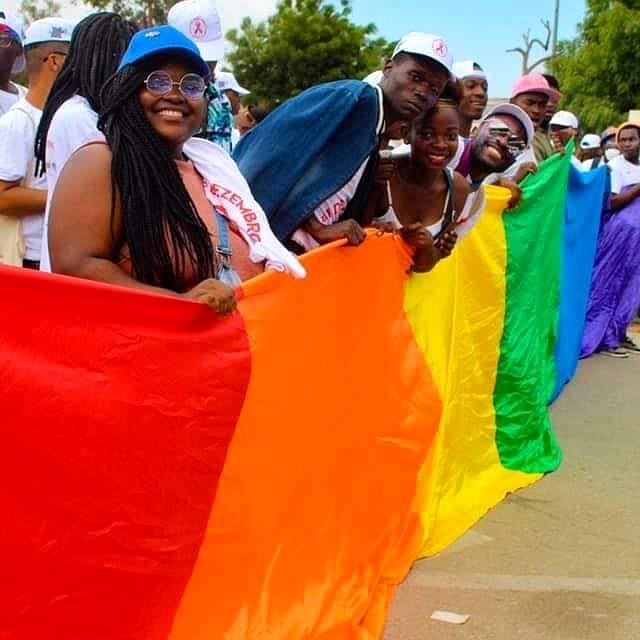Pioneirismo da Associação Íris Angola impulsionou busca de LGBTIs por direitos na Angola (Foto: Arquivo Pessoal)