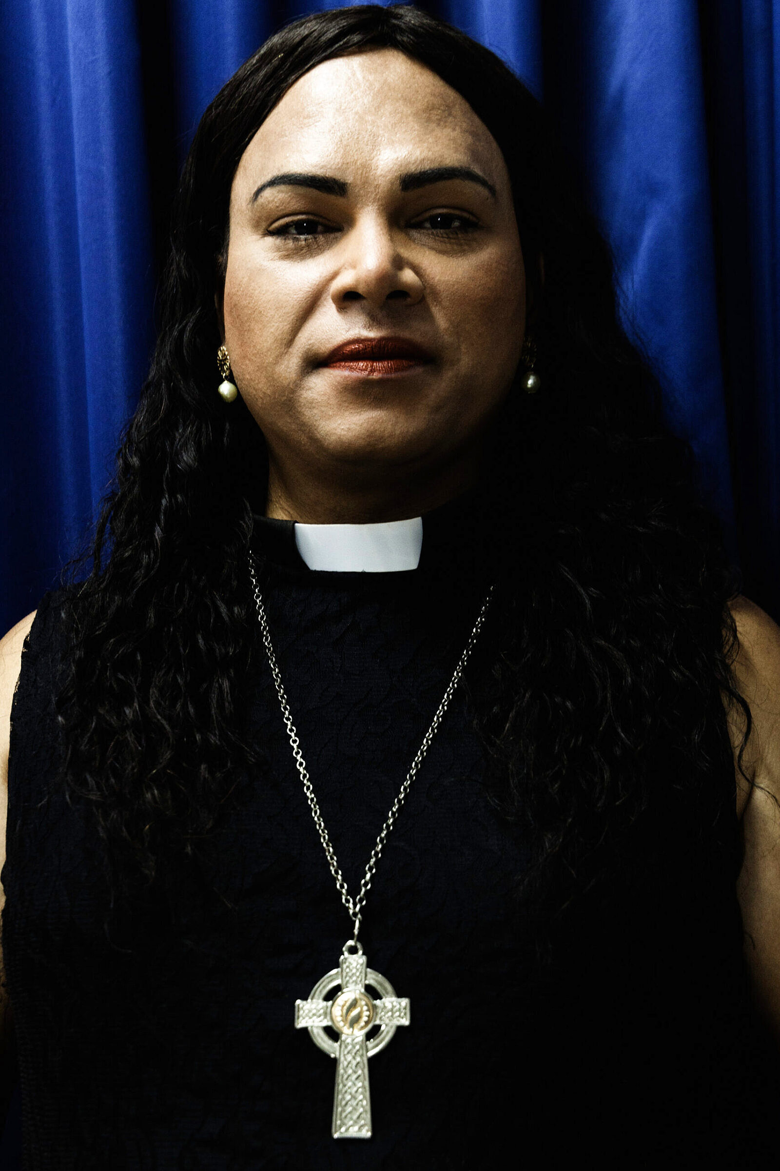 Em 2011, Alexya começou sua transição de gênero, poucos meses depois de entrar para a ICM (Foto: Rafael Monteiro | Revista Híbrida)