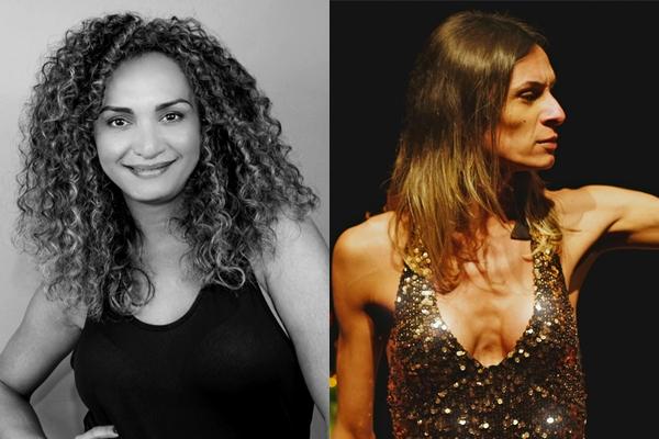 Bruna Benevides e Renata Carvalho