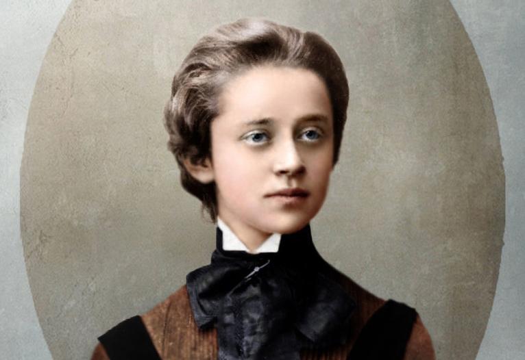 Sophia Parnok, a poetisa lésbica, judaica e pioneira da literatura russa (Foto: Klimbims | Reprodução)