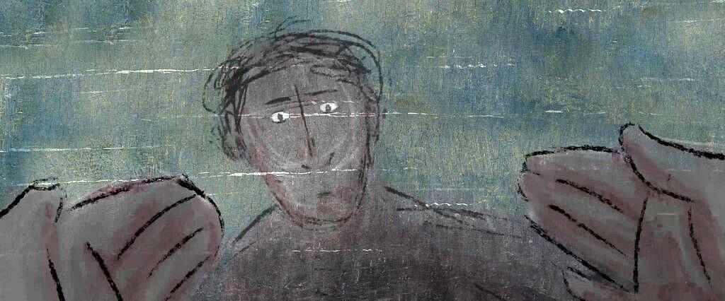 """Inspirado em história real, """"Sangro"""" tem animação stop-motion e narração em off sobre como é descobrir ser portador do vírus do HIV (Foto: Divulgação)"""