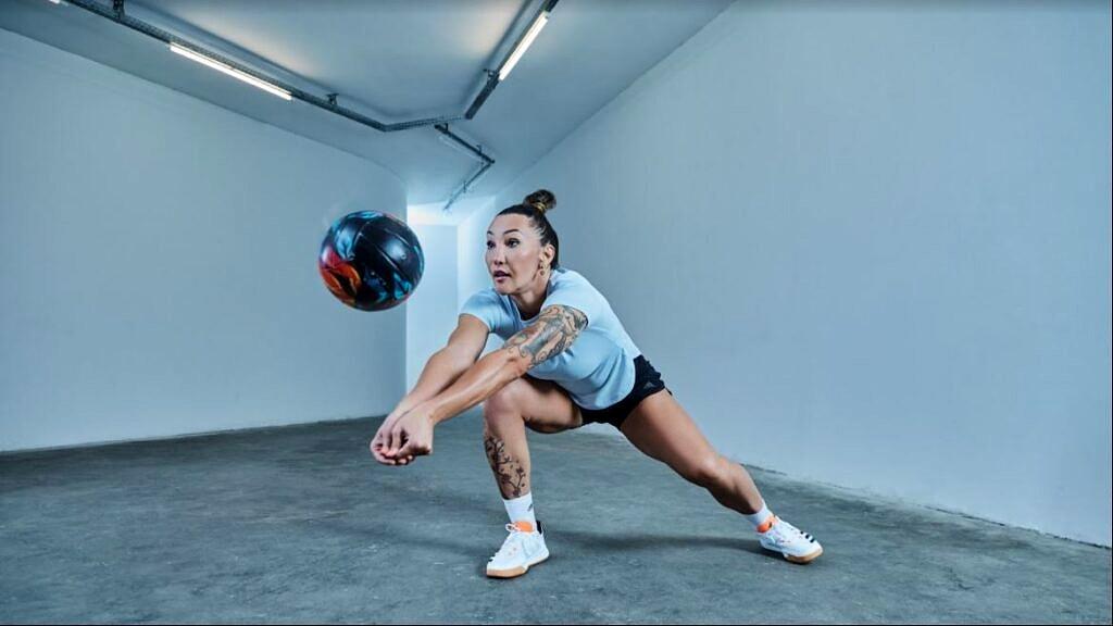 Tifanny Abreu estrela campanha internacional da Adidas sobre inclusão e diversidade (Foto: Divulgação)