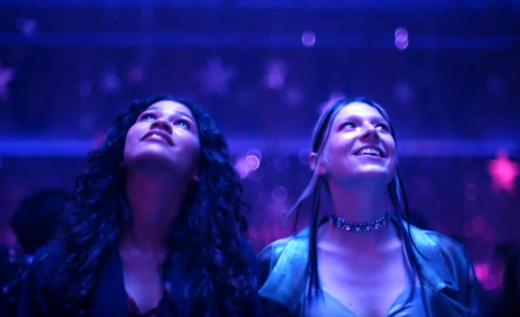 """""""Euphoria"""", a série que conquistou jovens e adultos em 2019 tem dois novos episódios especiais (Foto: Divulgação)"""