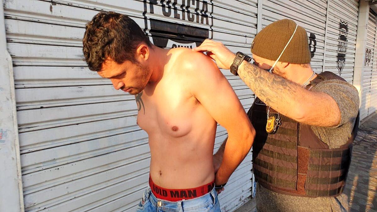 Serial killer do Sul é preso e diz que 'gosta de matar': 'Sou como o Coringa'