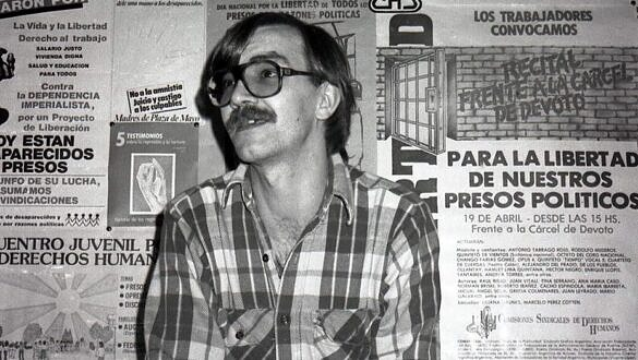 Carlos Jáuregui, ativista pelos direitos LGBTI+ na Argentina (Foto: Reprodução)