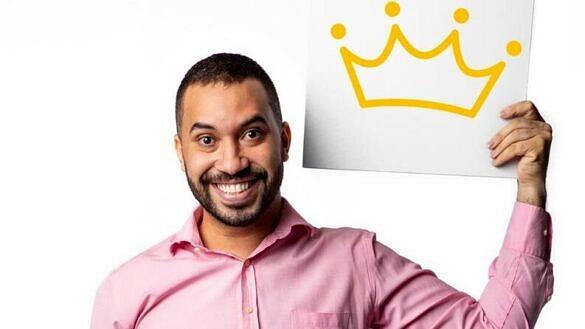 Gil do Vigor, o maior vencedor do Big Brother Brasil 21 (Foto: Divulgação)