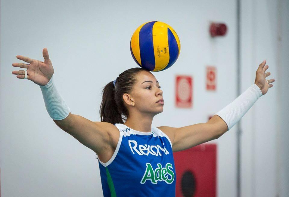 Ana Carolina da Silva - Vôlei / Brasil (Foto: Divulgação)