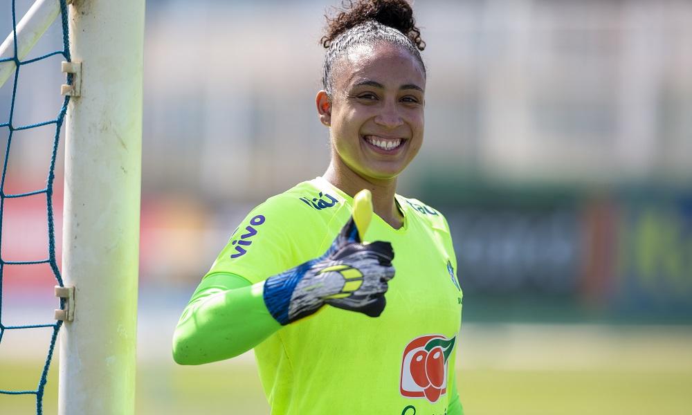 Letícia Izidoro - Futebol / Brasil (Foto: Richard Callis/SPP/CBF)