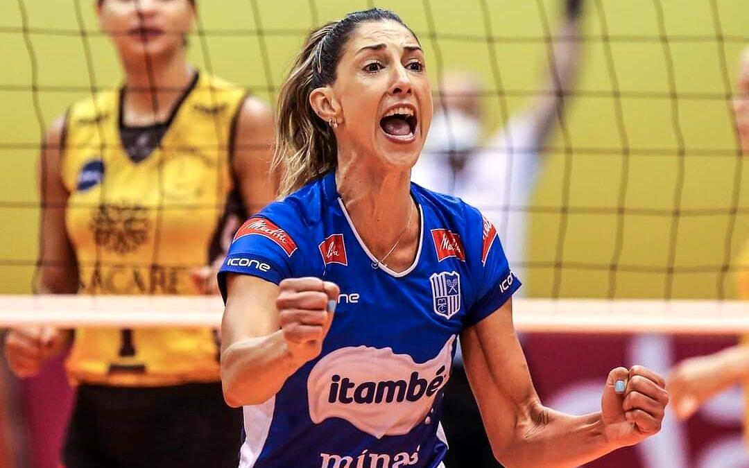 Carol Gattaz - Vôlei / Brasil (Foto: Divulgação)