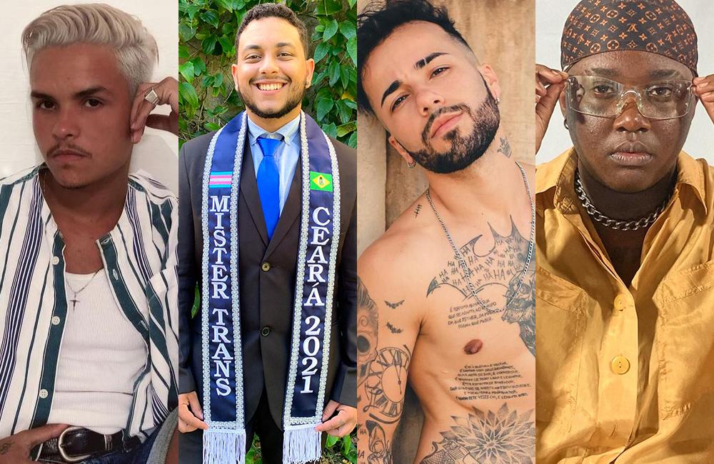 Conheça os indicados à 1ª edição do Mister Brasil Trans